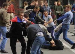 Причина массовой драки в Москве - кавказская свадьба