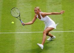 Шарапова вышла в полуфинал турнира в Токио