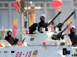 Китай продемонстрировал новейшее вооружение