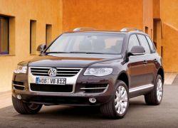 Новый Volkswagen Touareg: по обе стороны Атлантики