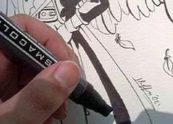 Один маркер для рисования всеми цветами