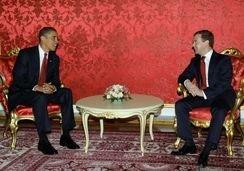 Союз между США и Россией?