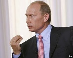 Путин отругал губернаторов за малый и средний бизнес