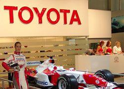 Toyota опровергла сообщение об уходе из Формулы-1