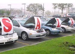 Продажи автомобилей в США упали в сентябре на 23%