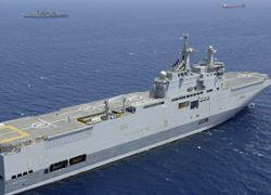 Париж готов продать России корабли