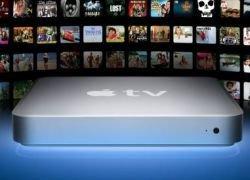 Пульт новой Apple TV может быть снабжен тачскрином