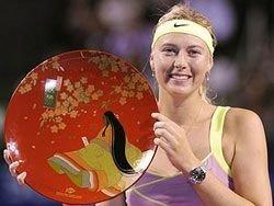 Мария Шарапова выиграла первый в сезоне турнир