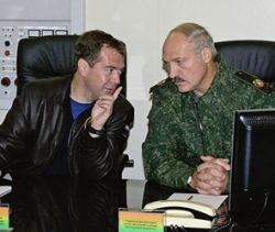 Лукашенко заявил о единстве с Россией