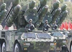 Хиты китайского военного парада