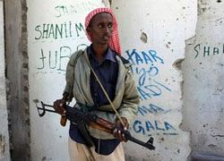 В Сомали освобождены трое заложников боевиков