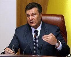 Янукович востановит после выборов отношения с РФ