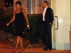 Семья Обама отметила годовщину свадьбы в Белом доме