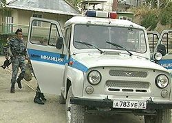 В Грозном убит милиционер