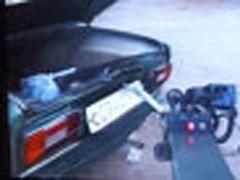 В Дагестане обезврежен заминированный автомобиль