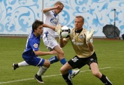 Зенит – Динамо – 2:1