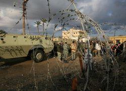 На границе с Газой застрелен пограничник