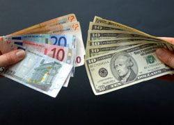 Немецкие фирмы бегут в США, спасаясь от евро