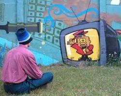 В музей россиян не заманишь - телевизор интереснее