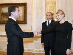 Тимошенко исключает повтор газового кризиса