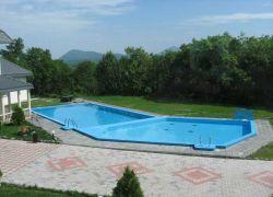 В камчатском отеле турист прыгнул в бассейн с кипятком