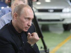 Акции АвтоВАЗа взлетели после обращения Путина