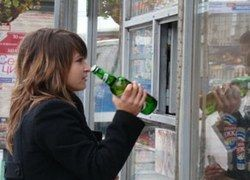 За продажу пива детям собираются сажать