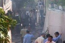 Теракт в здании ООН в Исламабаде