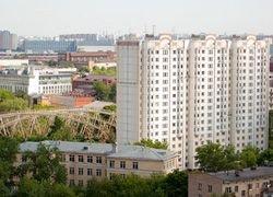 Москва по вводу жилья обогнала прошлый год