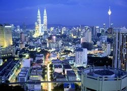 Малайзия набирает обороты