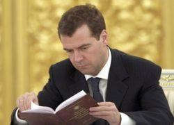 Медведев сменил спичрайтера