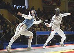 Впервые российская шпажистка выиграла чемпионат мира