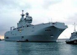 Зачем Медведев покупает корабли у Саркози