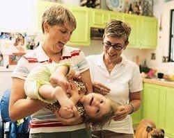 Возможно ли полноценное воспитание в лесби-семье
