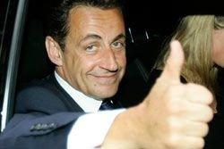Французские министры по призыву Саркози сели на диету