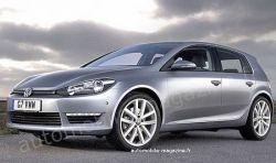 Новый Volkswagen Golf – первые ФОТО