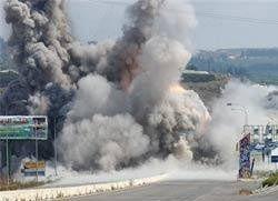 Новый теракт в Ираке: взрывом уничтожен рынок