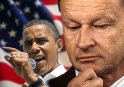 Киссинджер и Бжезинский за спиной Обамы