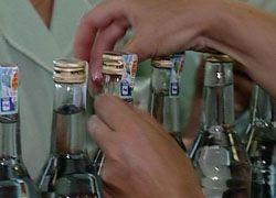 """Производителей \""""нелегальной\"""" водки будут сажать"""