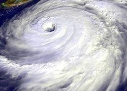 Тайфун оставил японцев без электричества