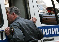 Первыми жертвами гололеда в Москве стали милиционеры
