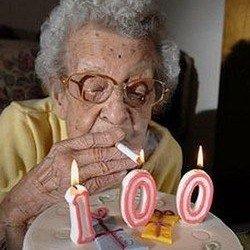 12 признаков того, что вы доживете до 100 лет
