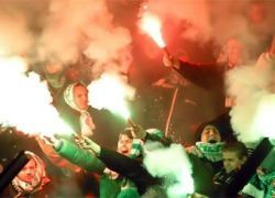 Фанатов с азербайджанскими флагами не пустят на матч