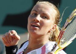 Кузнецова вышла в четвертьфинал в Пекине
