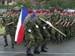 Чешская армия отказывается от автоматов Калашникова