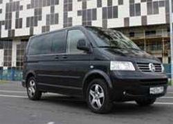 Volkswagen Multivan: уважать или изумляться?