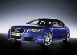 Audi RS4 сняли с производства
