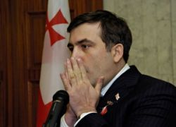 Саакашвили готовил побег во время войны