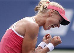 Дементьева вышла в четвертьфинал на турнире в Пекине