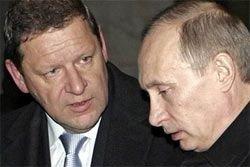 Путин отмечает восстановление товарооборота с Беларусью
